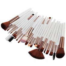 MAANGE 25 Pcs Makeup Brush Kits Face Foundation Power Blush Eyebrow Lips Make Up Brushes Set pincel maquiagem