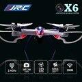YiZhan JJRC Tarântula X6 X6 RC Quadcopter Drone Com 5MP Câmera grande Angular HD 2.4G 6 Eixos RC Helicóptero Profissional zangão