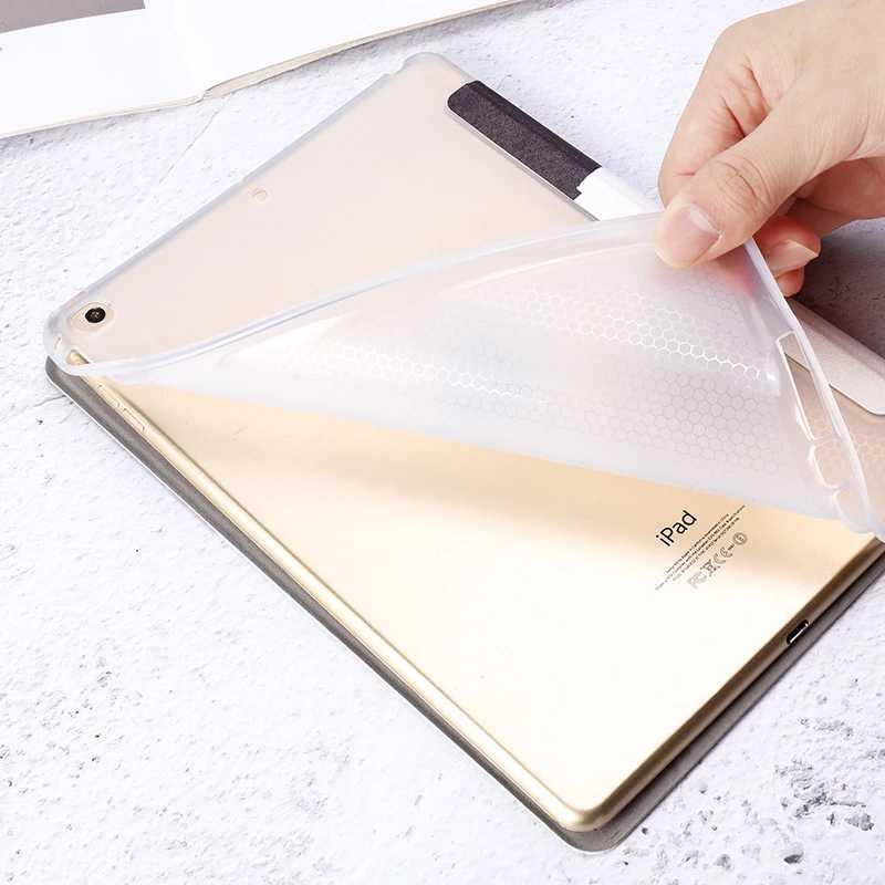 كوكبة الحيوان نمط لينة غطاء حافظة لجهاز iPad 2 3 4 الهواء Air2 البسيطة 12345 موقف غطاء ل جديد باد 9.7 2017 السيارات ويك/النوم