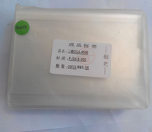 lcd glass OCA optical clear adhesive for samsung Galaxy S3 I9300 double side sticker 250um by