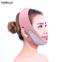 Portable Face Lift Massage Belt Elastic Anti Wrinkle Facail font b Slimming b font Face Face