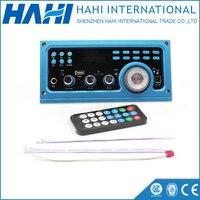 305 DC 12 V Tùy Chọn Bluetooth Recording Mp3 Music Player Hỗ Trợ FM/TF/USB/MIC Với 30 wát Năng Lượng Gấp Đôi Amplifier MP3 Board Giải Mã