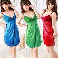 Mulheres Sexy Lingerie Babydoll Sleepwear Underwear Vestido de Renda G-string Roupa de Dormir mulheres dormindo vestidos
