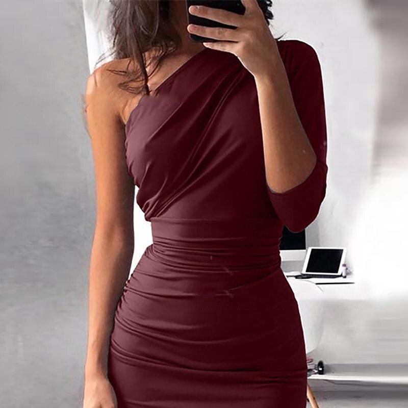 Robe de soirée Sexy moulante