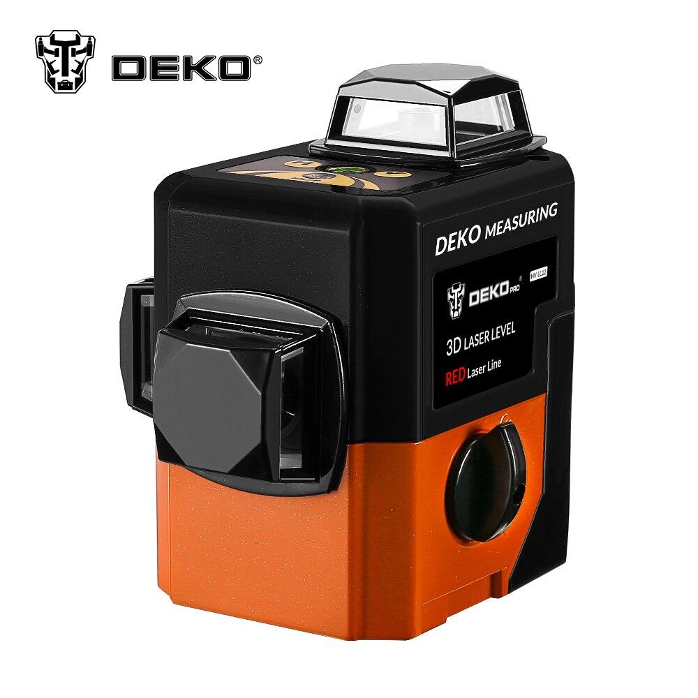 Laser level DEKO HV-LL12R 4 lens rg color stage laser light for disco dj party nightclub pub ktv professional show lighting dmx laser lights led projector