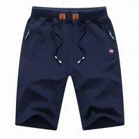 Shorts Men Cotton 2018 Summer Solid Men S Shorts Sweatpants Summer Bape Kanye West Plus Size
