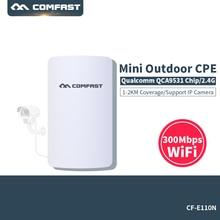 COMFAST 300M wifi Long range Outdoor WIFI Router Wi fi access point waterproof Antenna wi fi