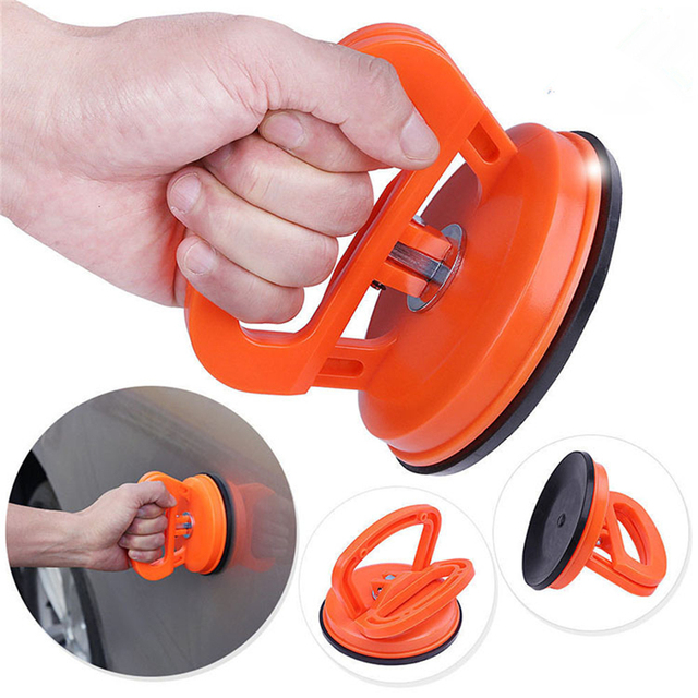 Dent Puller Bodywork Repair Panel Screen Open Tool Universal Remover Carry Tools Car Suction Cup Pad