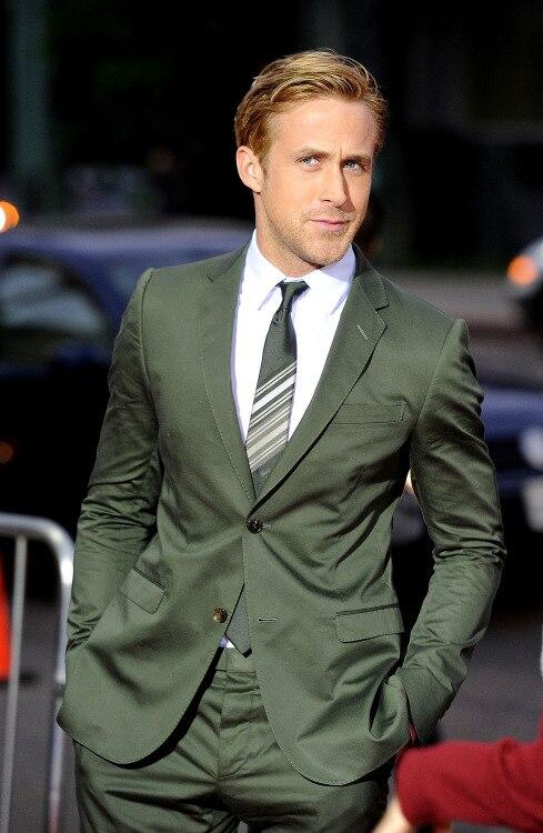 Здесь продается  Classic design green groom dress, best man two button gap lapel, best men