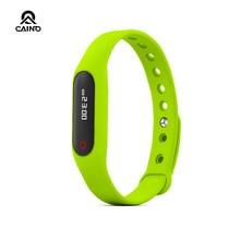 Оригинал Bluetooth 4.0 Smartwatch Сенсорный Экран Фитнес-Трекер Здоровья Смарт-Браслет Браслет Смарт Часы Для IOS Android