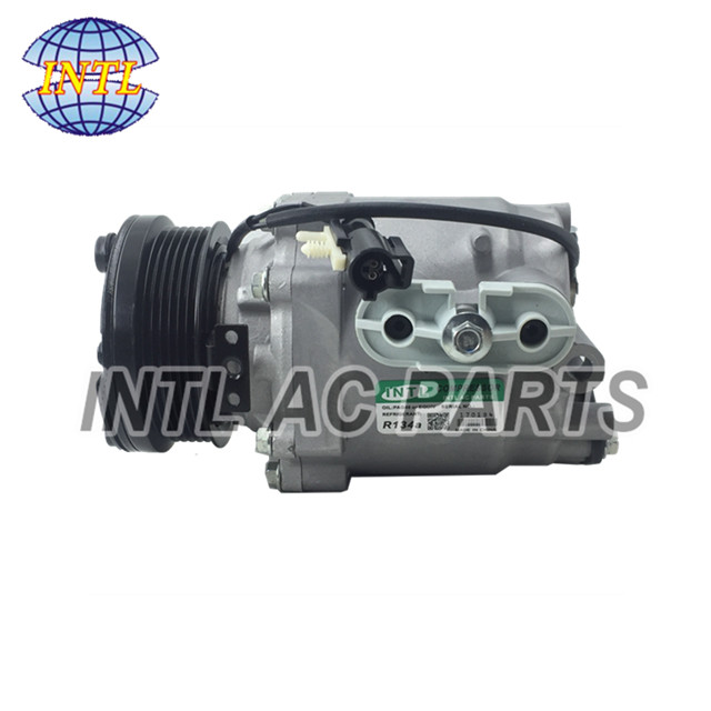 Used Ford Transit Connect In Widnes Cheshire: AC Compressor PV6 Used For Ford Transit Connect 1.8L