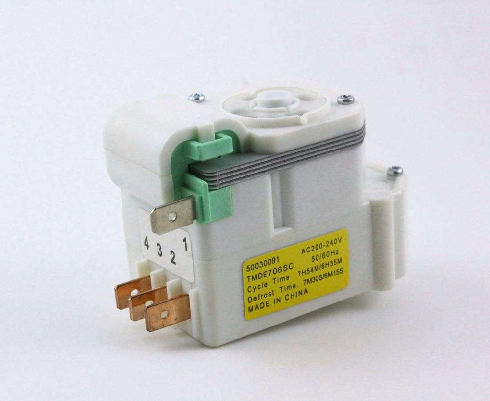 TMDE706SC холодильник размораживание таймер переменного тока 200-240 В 50/60 Гц