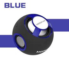 Portable Intelligent Bluetooth Speaker Multifunctional Outdoor Bluetooth Speaker Circular Bass Effect Stereo Bluetooth Speaker цена и фото