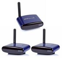 1 To 2 PAT 630 5 8GHz Wireless AV 1 Transmitter 2 Receivers Sender Audio Video