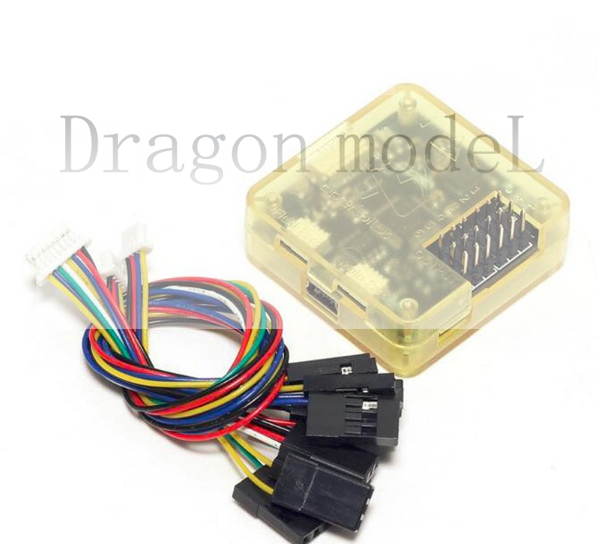 Dragon model CC3D Openpilot Open Source Flight Controller 32 Bits Processor Case for QAV250 210 Straight needle dragon 3222 1 32 messerschmitt bf109e 3
