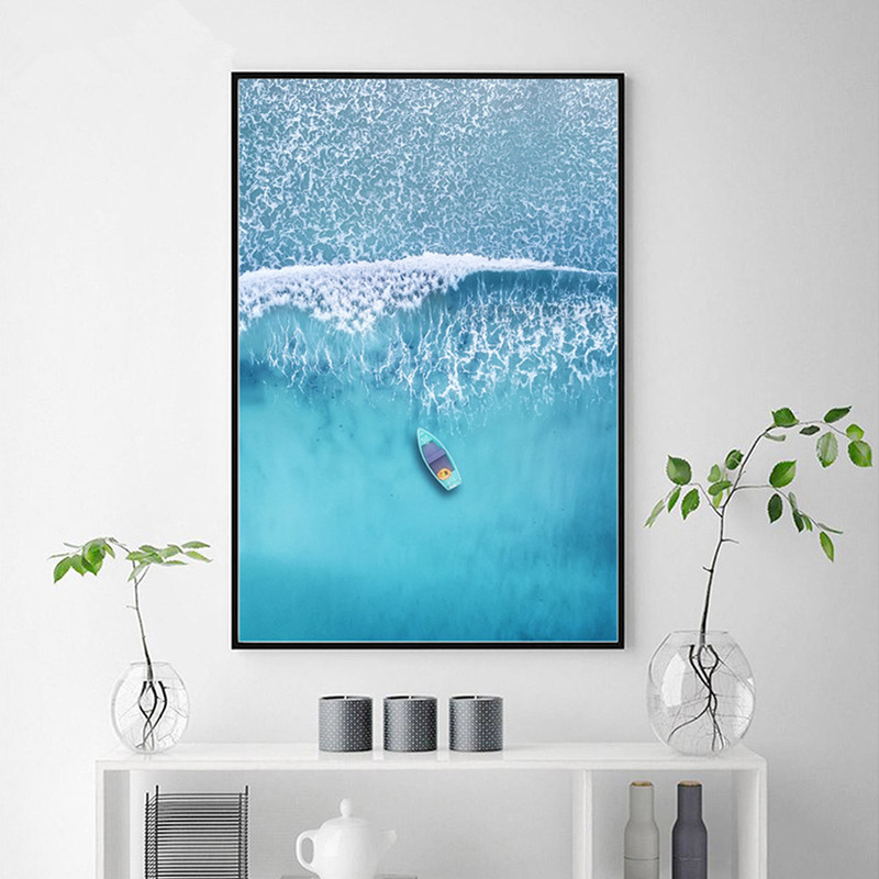 Scandinavian-Style-Landscape-Art-Canvas-Painting-Sea-Art-Wall-Pictures-For-Living-Room-Acrylic-Paints-Decoration (2)