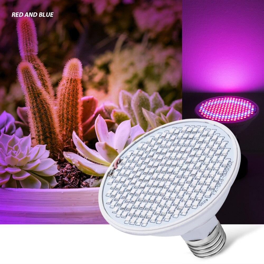 Full Spectrum LED E27 220V Grow Light E14 Plant Bulb GU10 Fitolampy MR16 Phyto Lamp for Indoor Garden Seeds Flower Grow Tent Box