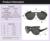 Anti-glare protección UV400 HD Polarizadas de los hombres gafas de Sol de Diseñador de la marca de La Vendimia de conducción masculina gafas de sol gafas con caja original