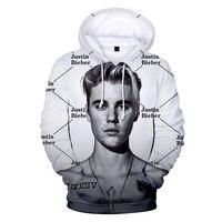 2018 New 3D Portrait Hoody Sweatshirt Top Men's & Women's Casual Hoodies Sweatshirts Fashion Hoodies Clothing