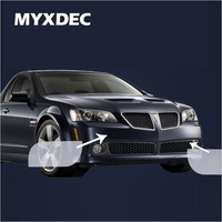 4x Universal Rhino Skin Car Bumper Hood Paint Protection Film Vinyl Clear Transparence Film Stickers Car body Stickers   Auto