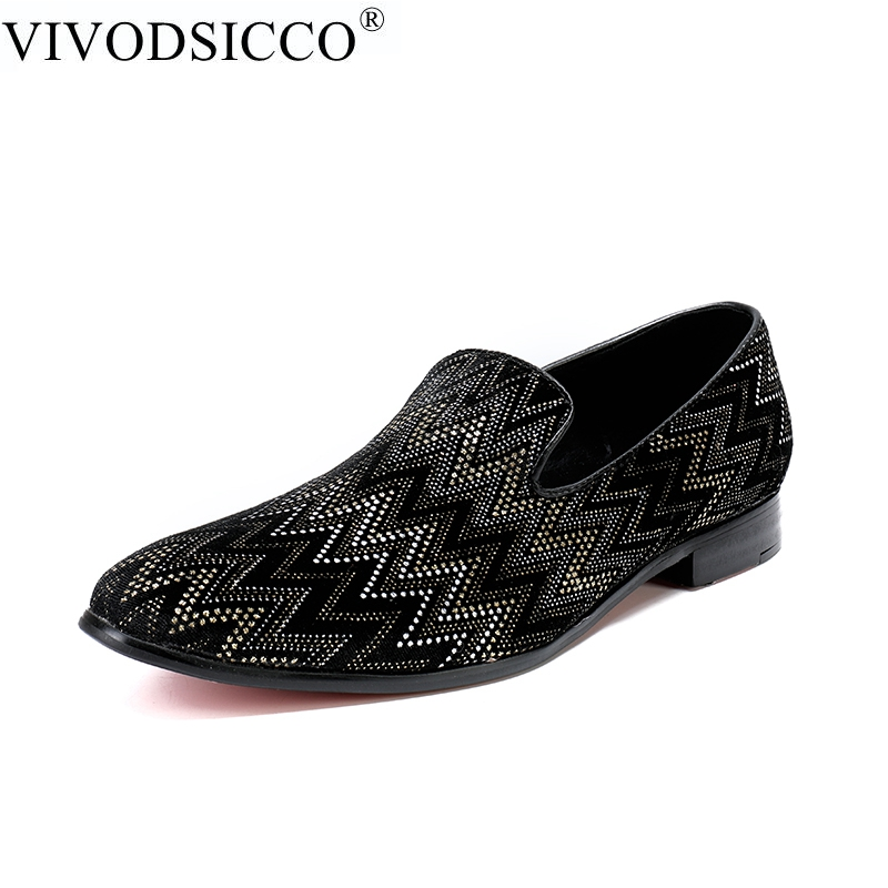 VIVODSICCO Fashion Casual Driving Shoes Men Leather Shoes Loafers Men Shoes Men Loafers Luxury Brand Flats Shoes Men Chaussure fashion casual driving shoes genuine leather loafers men shoes 2016 new men loafers luxury brand flats shoes men chaussure page 5