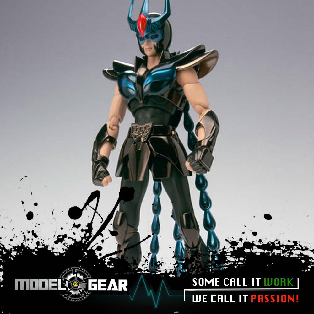 CS Overspeed Model Saint Seiya Helmet Cloth Myth Bronze cloth Dark Phoenix Ikki Action Figure TOY