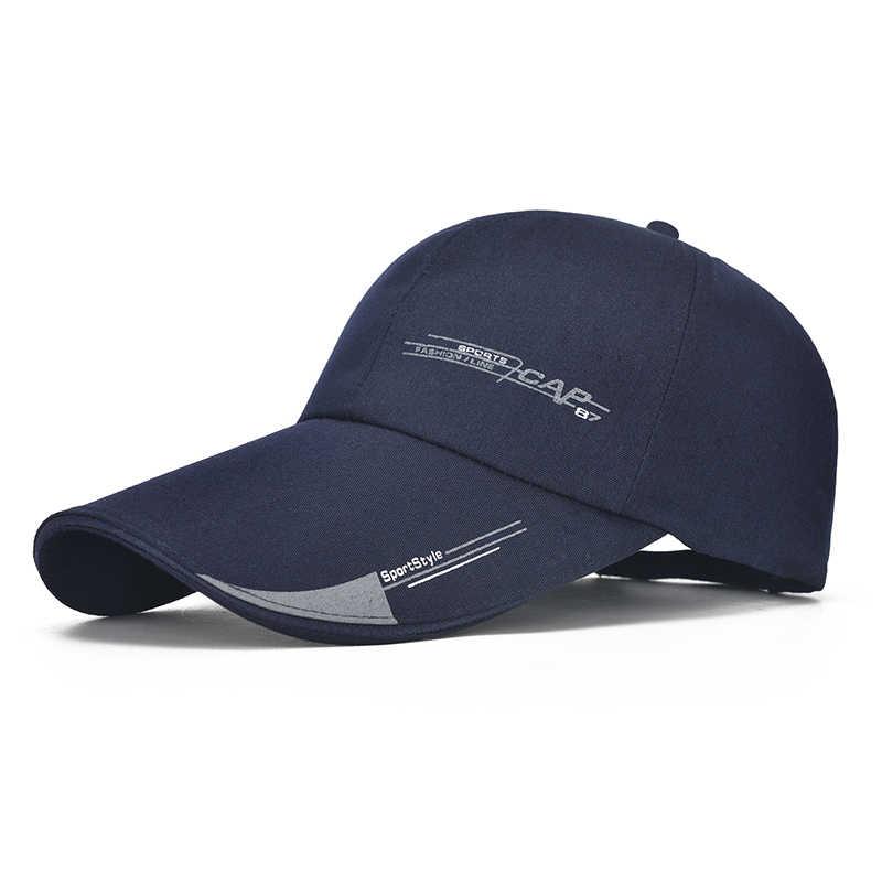 ... Бейсболка мужская шляпа для рыбы Повседневная шапки для отдыха  однотонная модная Snapback летняя шляпа высокого качества ... afb47ebae3b90