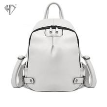 Высокое качество из искусственной кожи рюкзак модные женские туфли рюкзак известный бренд личности разработан рюкзак школьный B