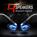 2016 NEW Arrival Original Moxpad X90 Wireless Bluetooth Stereo Earphone Sport Running Headphone Studio Music with Mic