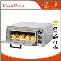Freeshipping Hot Sale With Timer For Commercial Use Electric Pizza Oven Cake Bread Oven