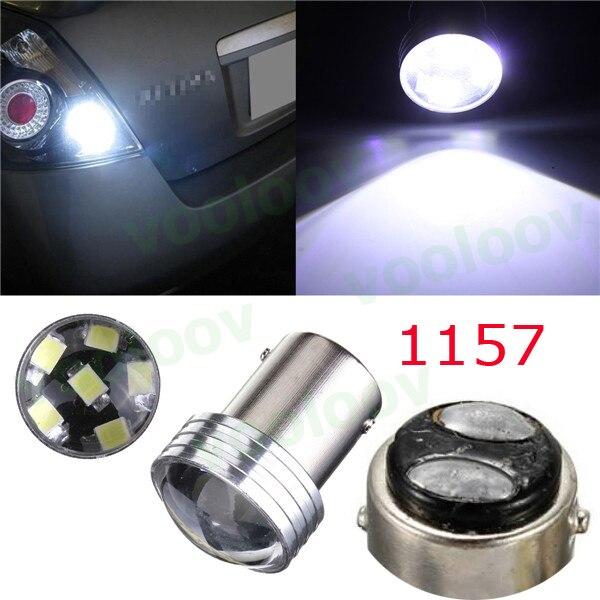 2pcs 1157 BA15Y Led Car Corner Lamps 3528 6 SMD Led Parking Reverse light 6SMD Auto Lamps Vehicle automobile Lamps