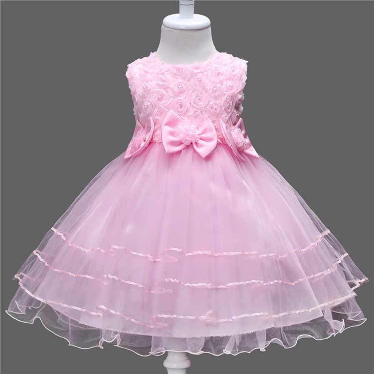 09c6767c5f7 Модное детское платье трапециевидной формы с цветочным рисунком для девочек