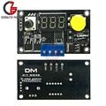 Контроллер скорости двигателя постоянного тока 16 кГц 6 в-30 в 8A ШИМ регулятор скорости двигателя постоянного тока 12 В 24 в цифровой светодиодн...