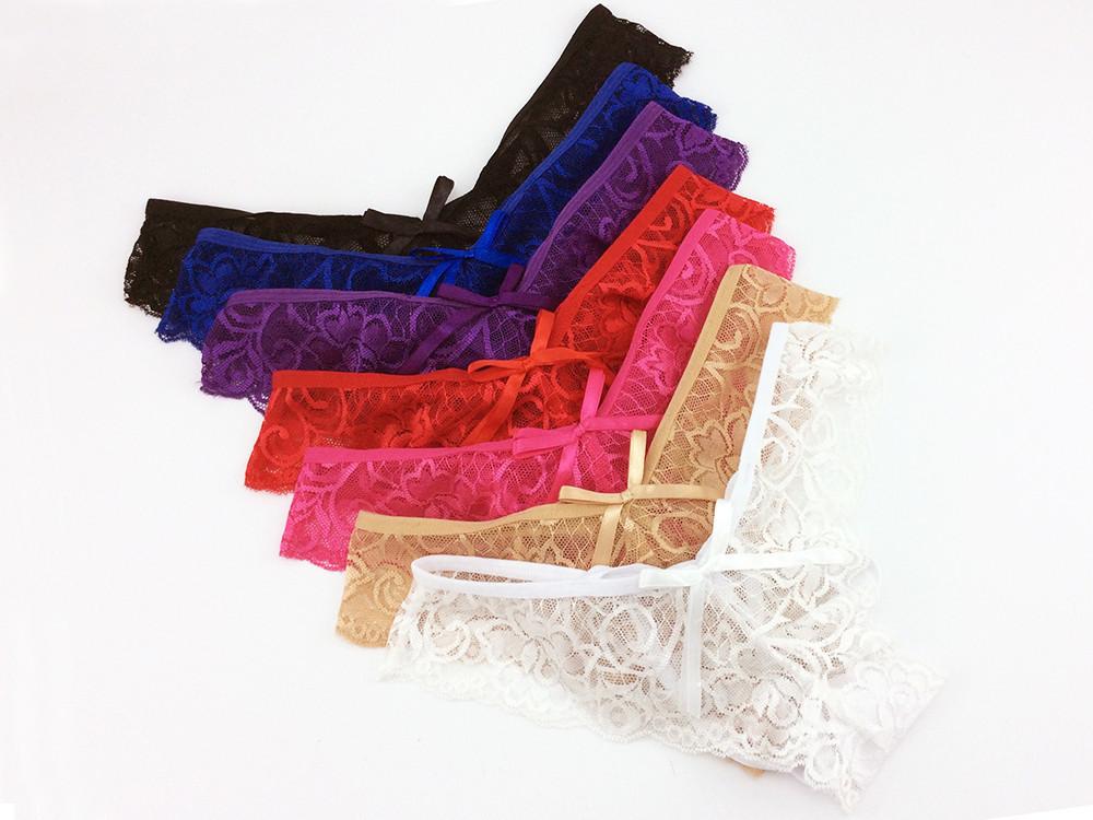 Rõõmsates värvides paeltega püksikud