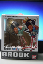 Free Shipping Brook Two Years Later One Piece Action Figures Japanese Anime Figures PVC 7.5″ 19CM Toy