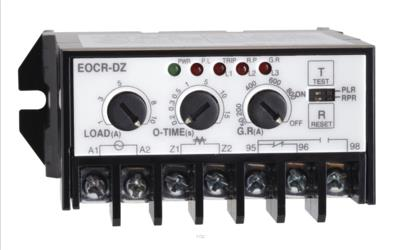 Imported Schneider EOCR motor protector EOCR-DZ-05N/R korea three and eocr motor protector eocr 3dm ac220