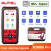 Autel MaxiDiag MD808 Pro All System OBD2 Auto Scanner Diagnostic Tool OBD 2 Car Diagnostic Scanner  Eobd Automotivo Car Scan