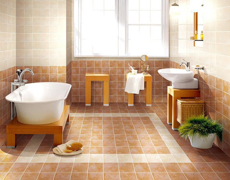 2016 export products full set of ceramic tile collocation accents borders floor tiles wall tiles bathroom toilet anti slip wear