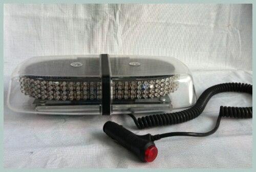 Bintang lebih tinggi DC12V 24W 130 Led lightbar peringatan mini, - Lampu mobil - Foto 5
