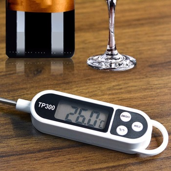 Food Thermometer TP300 Milk Meat Cooking Tools Pen-type Structure Food Probe For Kitchen Barbecue with Digital Probe 1