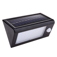 32 LED Solar Power Light PIR Motion Sensor Wall Light Waterproof Garden Lamp
