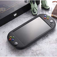 7 pollici Portatile Console di Gioco di memoria Built-in16G 1000 + giochi Giocatore del Gioco Portatile Console Retro TV-OUT Supporto CPS/GBA /MD/GB/GBC