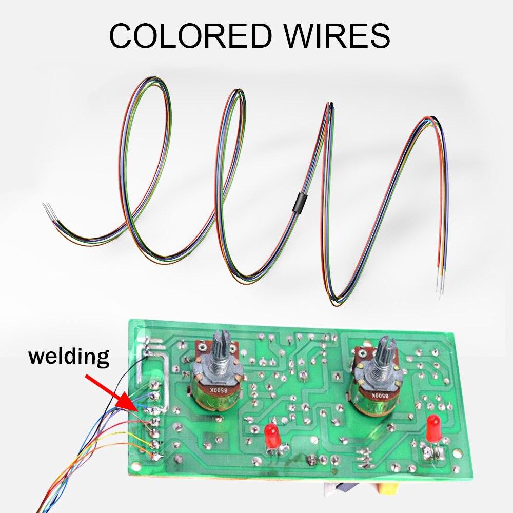 Handskit Soldering Iron Disoldering Kit 60w Eu 220v Welding Wiring For Welder Desoldering Pump Tip Solder Wire Bag In Electric Irons From Tools On