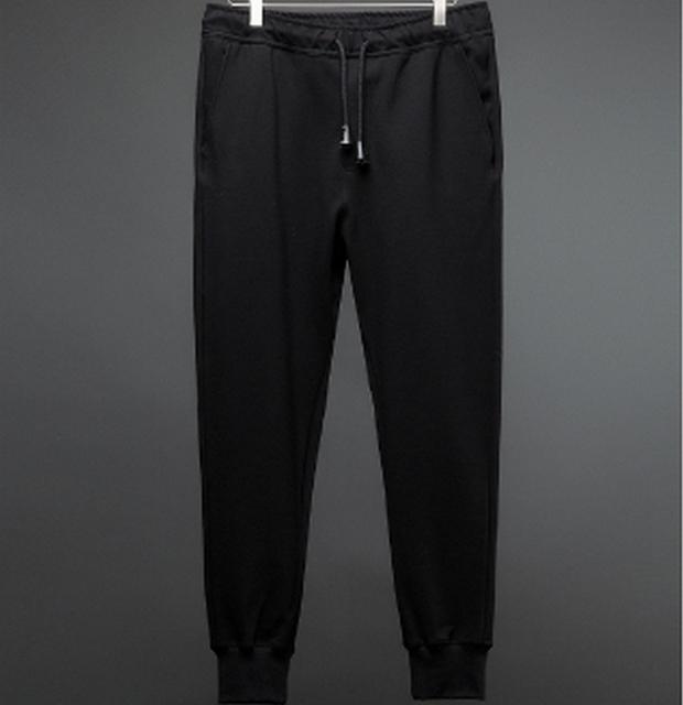 Barato! nova Moda Masculina Casual Algodão Sportso Calça Casual Fino Calças Dos Homens Harem Pants