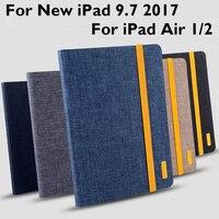 For Apple IPad Air 1 Case High Quality TPU Cloth Art Protective Skin For IPad Air