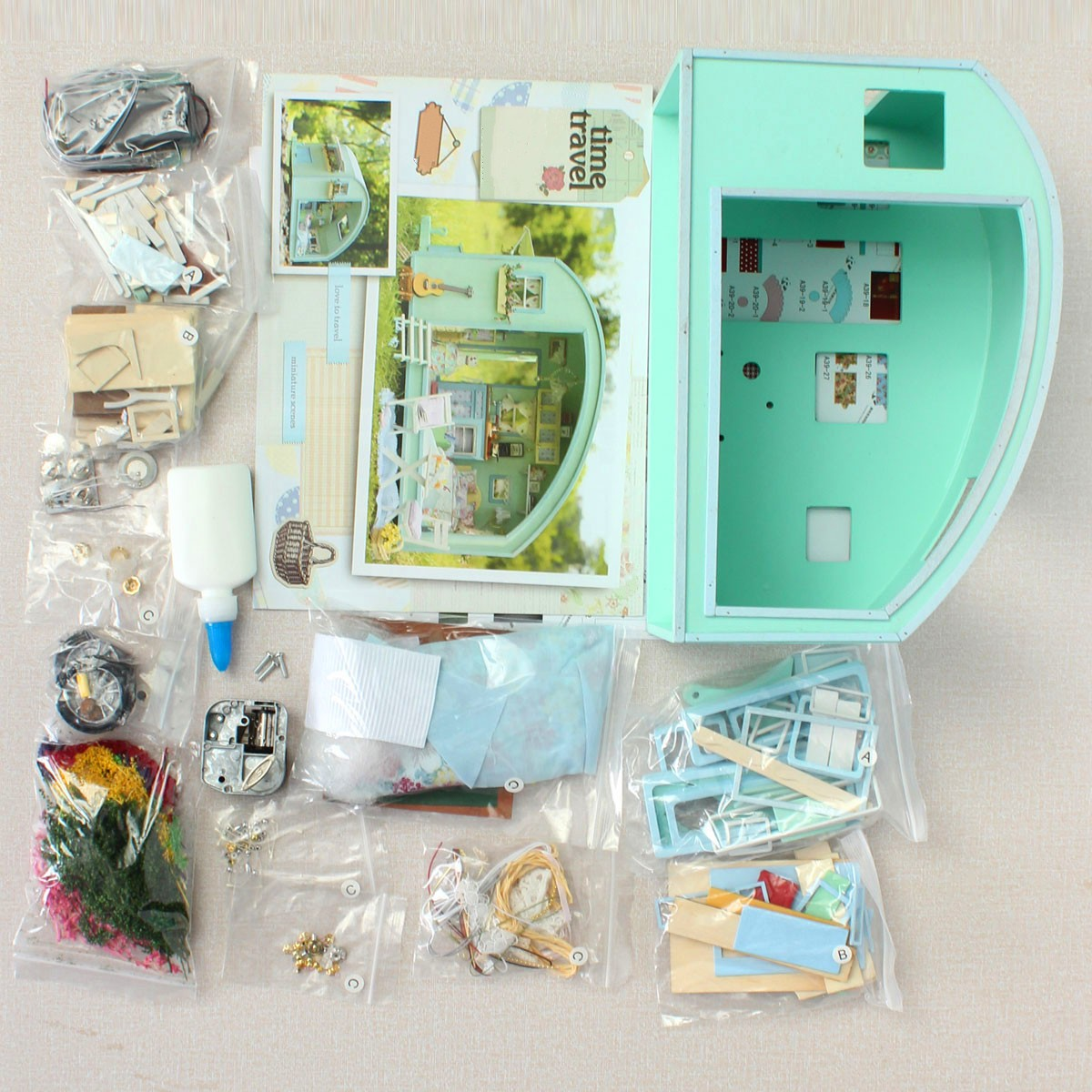 HTB15BQIN3HqK1RjSZJnq6zNLpXav - Robotime - DIY Models, DIY Miniature Houses, 3d Wooden Puzzle