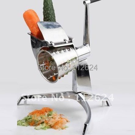 vegetable chopper,Salad Grater Shredder Salad cutter with Five Cone Shaped Blades Food Processor,vegetable cutter