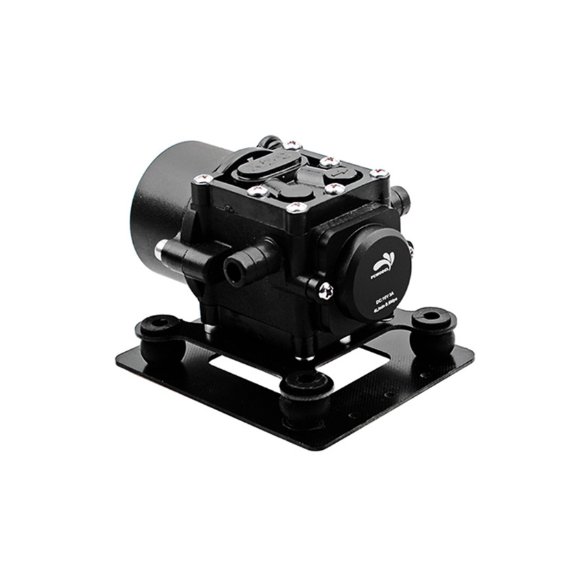 Mini brushless water pump 16406 / for 5KG, 10KG, 15KG Agricultural Plant Protection Machine agricultural uav 5kg d25 25mm foldable arm assemble parts including spray lance plant protection home garden pipes