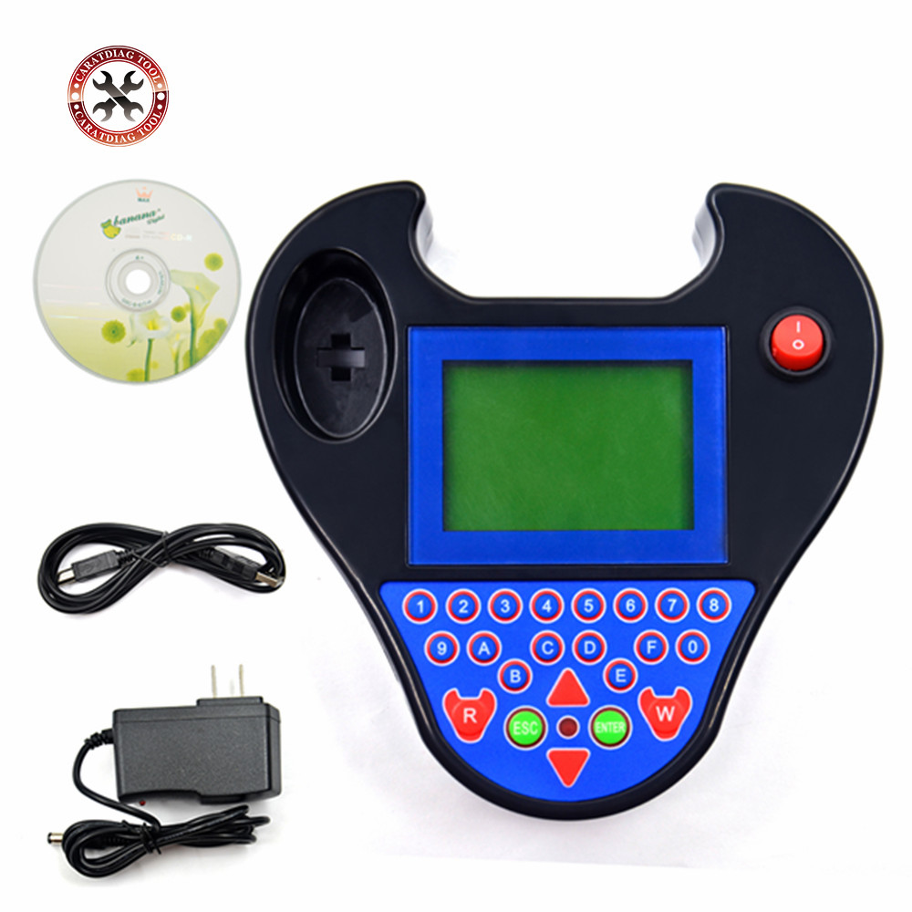 US $26 6 5% OFF|Black Smart MINI Zed Bull Key Programmer No Tokens Limited  Mini Zed Bull Transponder Key Programming Machine Free Shipping-in Auto Key