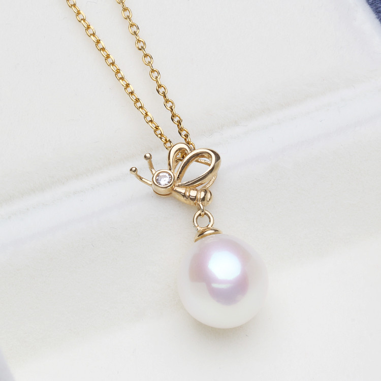 Luxury genuine G14K Gold Accessories Fashion Pearl Pendant Settings Findings Pendant Mountings Women Accessories Female JewwelryLuxury genuine G14K Gold Accessories Fashion Pearl Pendant Settings Findings Pendant Mountings Women Accessories Female Jewwelry
